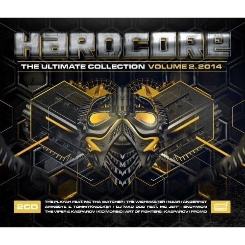 HARDCORE THE ULTIMATE COLLECTION 2014 VOL. 2
