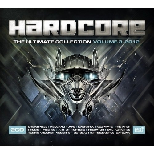HARDCORE THE ULTIMATE COLLECTION VOLUME 3 -2012