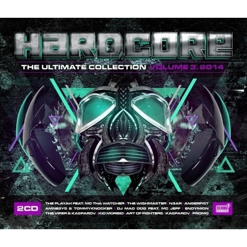 HARDCORE THE ULTIMATE COLLECTION 2014 VOL. 3