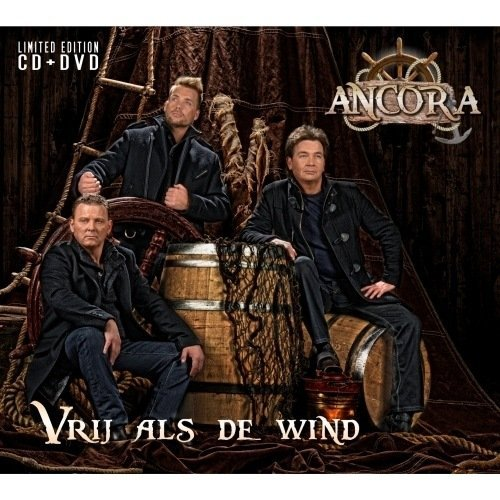 VRIJ ALS DE WIND (LTD EDITION CD+DVD)