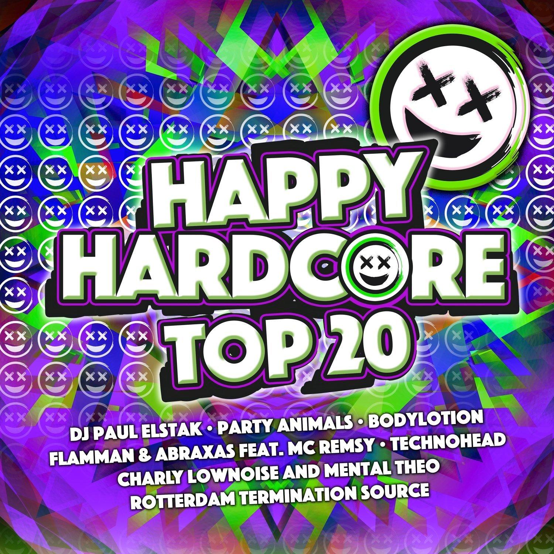 Happy Hardcore Top 13