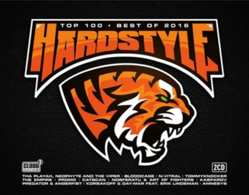 Hardstyle top 100 for Hardstyle house